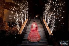 These wedding trends in 2020 are to be avoided for a bigger and better wedding. For more wedding trends updates, stay tuned. Wedding Stage, Wedding Shoot, Wedding Poses, Wedding Outfits, Wedding Couples, Bride Entry, Big Fat Indian Wedding, Indian Bridal, Bridal Poses