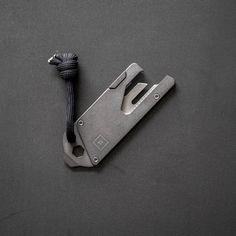 Big Idea Design Titanium Pocket Tool (TPT)