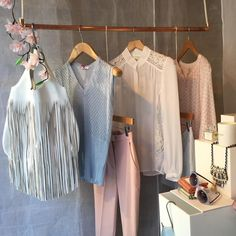 Spring into summer with pastels. And remember... accessorise! #ss16trends #jewel_house_rocks #summerinlondon #colibrifashion by jewel_house_rocks