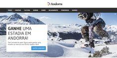 Sorteio de Férias em Andorra