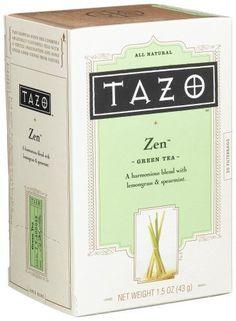 Green tea with lemongrass