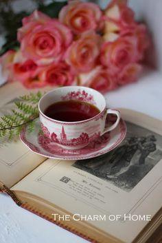 Valentine's Tea: The Charm of Home