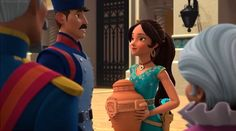 Realm of the Jaquins   Elena of Avalor