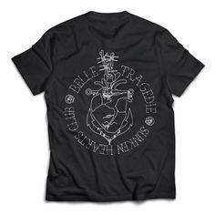 Sunken Hearts Club - New tshirt design available at https://www.mercht.com/c/sunkenheartsclub