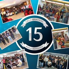 We're 15. It has been successful 15 years of delivering excellence in the IT industry and it would not have been possible without you. Thank you for taking our company in an unbelievable position through your hard work and dedication. Thank you for the job done well. #foundationday #greatful #thankyou #teamsystematix #happybirthdaysystematix Hard Work And Dedication, Work Hard, 15 Years, Foundation, Success, Positivity, In This Moment, Celebrities, Day