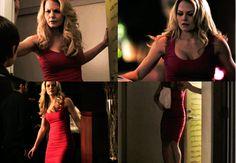 "Love the dress. Jennifer Morrison as Emma Swan ""Once Upon a Time"" Pliot Episode"