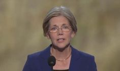 Elizabeth Warren Addresses the DNC: We Build Our Future Together