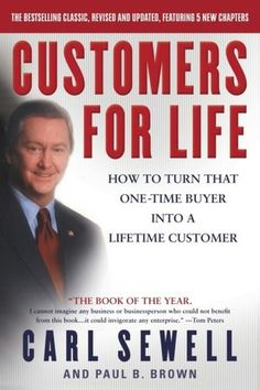 Genuinely look after your customers and your business will thrive. Great book from a car salesman.