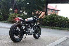 Cognito Moto Fox CB350 Cafe Racer ~ Return of the Cafe Racers