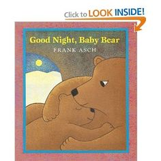 Book: Good Night, Baby Bear