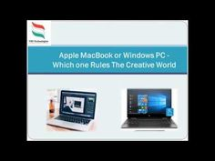 Apple MacBook or Windows PC Which one Rules The Creative World Make A Choice, Retina Display, Dubai Uae, Macbook Pro, Science And Technology, Challenges, Windows, Apple, Ramen