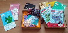 Celebramos el segundo aniversario del Patreon de Eurowon con un sorteo de cosas coreanas y un regalo de mascarillas por dejar feedback.