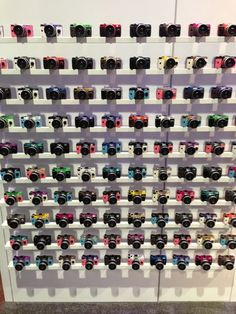 every color Pentax! One of each, please.