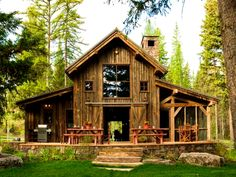 small-two-floors-wooden-cottage-design-chic-rustic-house-with-stone-plinth-and-decking-alfresco-dining-area-bbq-on-the-terrace-5-tiny-wood-houses-cool-traditional-cabinet-amazing-glass.jpg (1280×960)