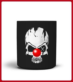 Horror Clown Mug - Halloween shirts (*Partner-Link)