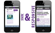 Responsive web design may seem like a piece of technical jargon but is in fact the ideal description for the new trend in web design