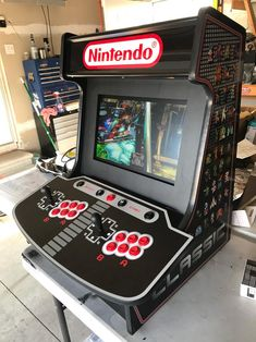 7 Best New Arcade Games images in 2013   New arcade games