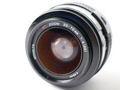 SONY ALPHA 1 : 4 22 F = 35 - 70 mm MACRO Minolta Objektiv Tele AF in Foto & Camcorder, Objektive & Filter, Objektive   eBay