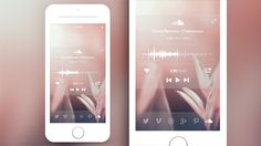 Custom Soundcloud Modal iOS7