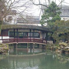 Chine Jardins classiques de Suzhou
