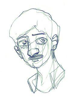 Abdul. Drawing by Consti*