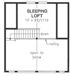 Plan No.135054 House Plans by WestHomePlanners.com