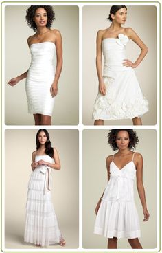 wedding dress alternative