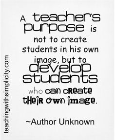 Developing our students. Amen! Can't do that with A B C D.