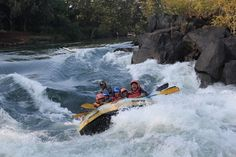 For those who are looking for some real thrill adventure, Kolad is a perfect weekend destination for white water river rafting. This is one of the popular weekend getaways from Mumbai.