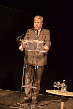 Ivo Opstelten: Minister van veiligheid en justitie; Lid van de VVD