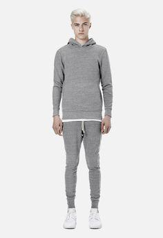Baseline Hoodie / Dark Grey