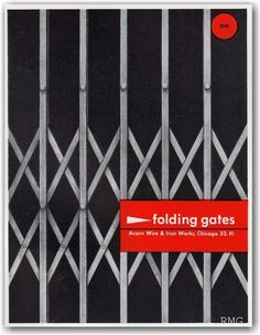 Folding Gate Structure