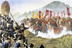 war in middle-ages Japan - Tumblr
