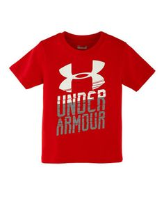 Under Armour Little Boys' Whoa Branded Tee, Black, 6 Under Armour Outfits, Kids Wardrobe, Range Of Motion, Workout Shirts, Little Boys, Boy Outfits, Infant, Tees, Mens Tops