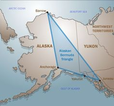 Amid the untouched beauty of Alaska's varying landscape, a mystery lingers…