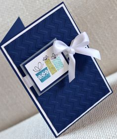 Patterned Party - Stampin' Up!