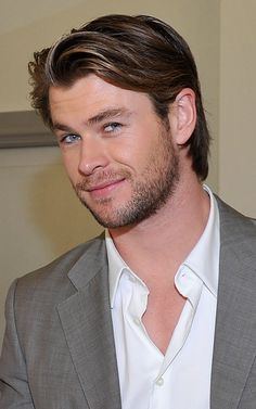 ♡ Chris Hemsworth ♡