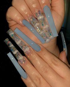 Acrylic Nails Coffin Pink, Long Square Acrylic Nails, Pink Stiletto Nails, Drip Nails, Glow Nails, Arylic Nails, Nagel Bling, Hollywood Nails, Exotic Nails