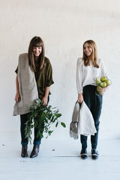 Local Gatherings: Stephanie Stamatis and Sarah Cooper, photography by Tara Pearce