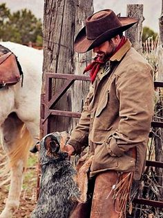 photography dogs Blue Eyes is part of Dog Breeds With Blue Eyes Beautiful Photos - Cowboy Photo Photography Dog Horse Cowboy Ranchlife Farmlife Ranch Farm Rodeo Cowboys, Hot Cowboys, Real Cowboys, Cowboy Horse, Cowboy And Cowgirl, Cowboy Pics, Cowgirl Style, Cowboy Boots, Cow Girl