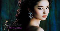 Youth is beauty, Chinese Actress Liu Yifei Beautiful Chinese Women, Beautiful Girl Image, Beautiful Asian Girls, Most Beautiful, Beautiful Places, Beautiful People, Pretty Asian, Beautiful Eyes, Pretty Girls
