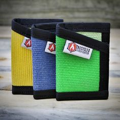 The Sergeant Fire Hose Slim wallet is my Number 1 Top Seller.  #EveryDayCarry #EDC #Hardwork #USA #America #PocketDump #Wallet #Recycled #MadeInTheUsa #RecycledFirefighter