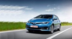 Toyota's 'new' Auris shows why petrol can make a comeback