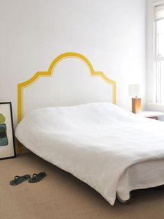 10 cabeceros de cama pintados para terminar antes de - Cabeceros de cama originales pintados ...