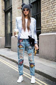 Tout le monde possède des jeans, mais avez-vous ceux qui comptent vraiment cette…