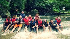 Green Canyon Body Rafting Team