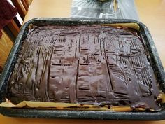 tejfolos-pudingos-sutemeny2 Hungarian Recipes, Sweet Cakes, Sweet Recipes, Paleo, Food And Drink, Baking, Basket, Bakken, Beach Wrap