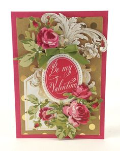 Anna Griffin Juliet Papercrafting Kit - Google Search