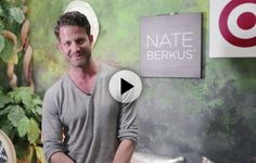 [VIDEO] Dine and Design: Nate Berkus Reveals His New Home Collection at Target