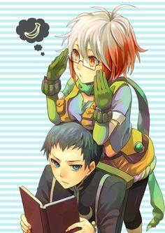 Pascal & Hubert